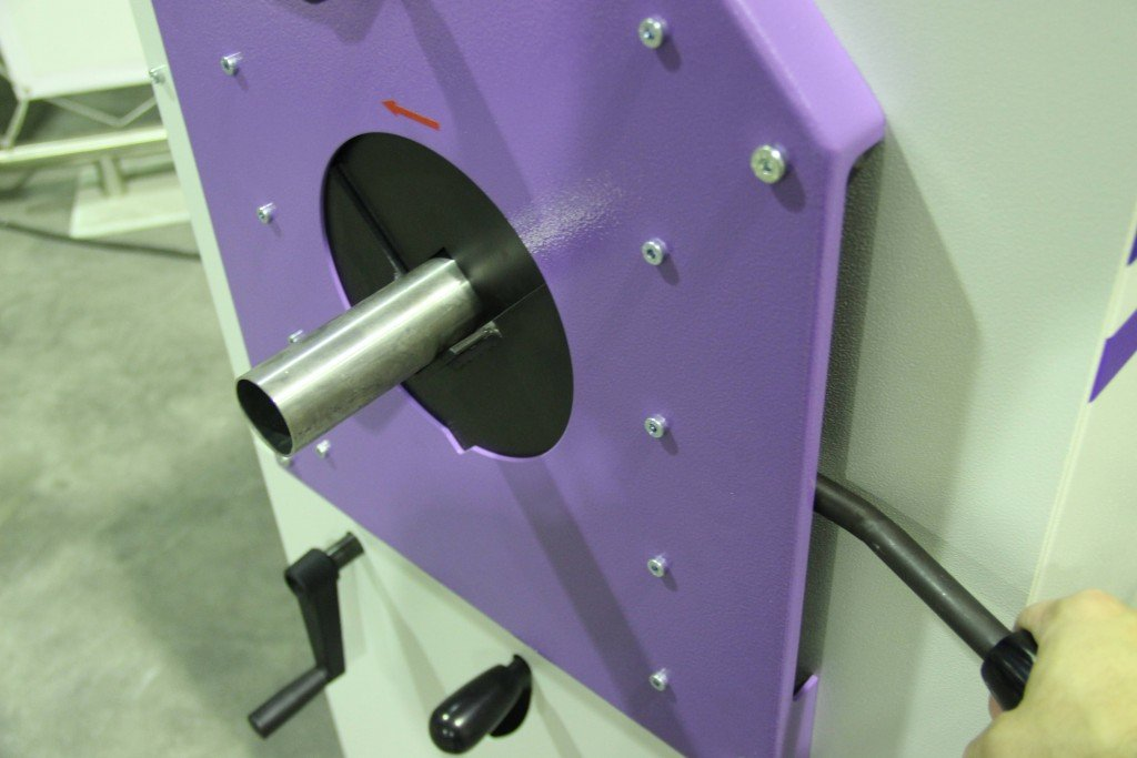 Deburring and Edge Rounding Machines - OD120