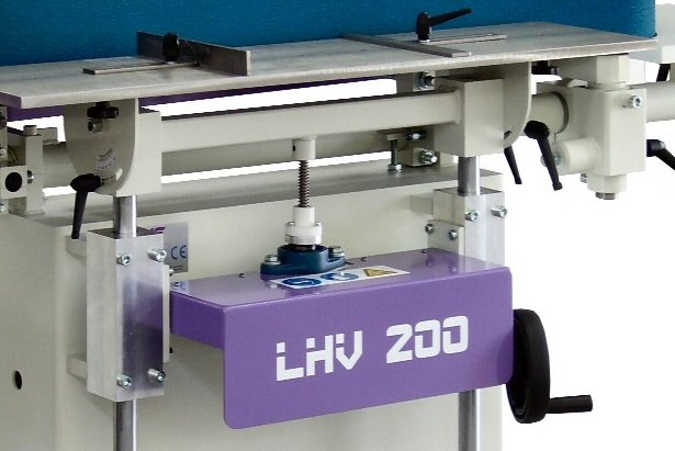 Multipurpose Finishing Machines - LHV200