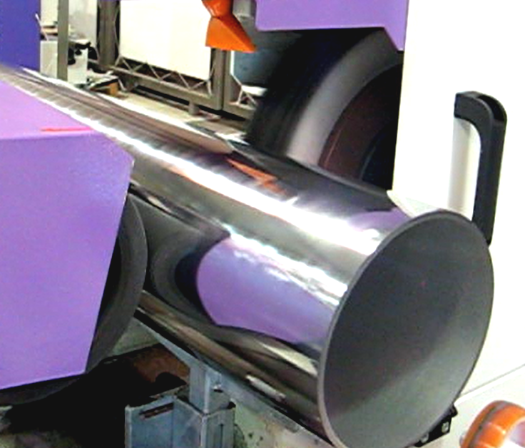 Mirror Polishing Machines - Rohrpoliermaschine - RC200 - img1
