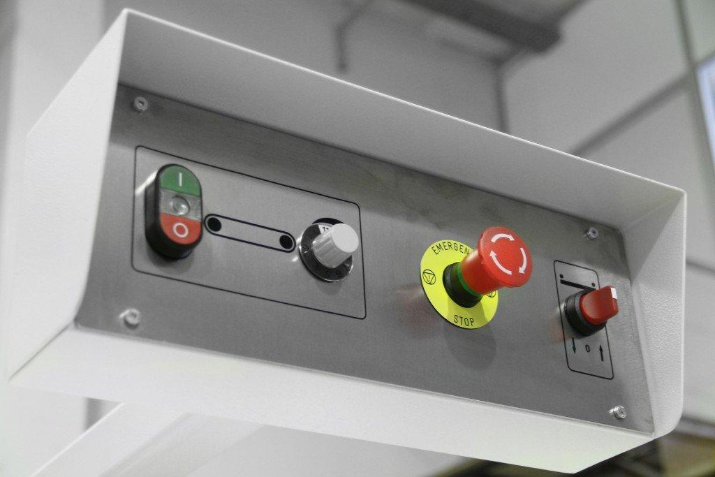Long Belt Finishing Machines - LMD4000