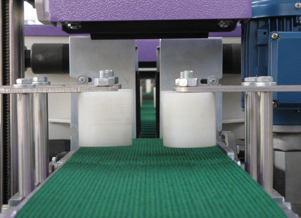 Flat bar and Rectangular Tube Finishing Machines - FGWH1508z