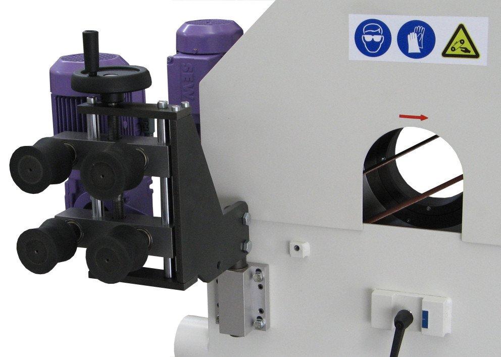 Round Tube Finishing Machines - Rohrschleifmaschine - ML100 - img3