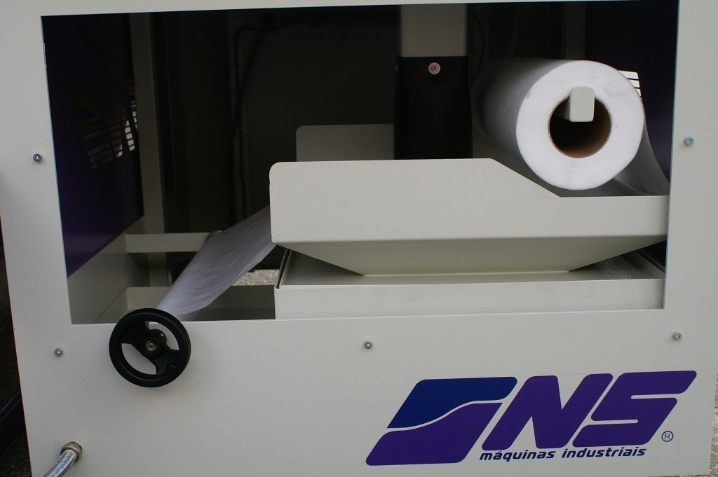 Rohrschleifmaschine - MLW100 - Nasses Kühlungssystem
