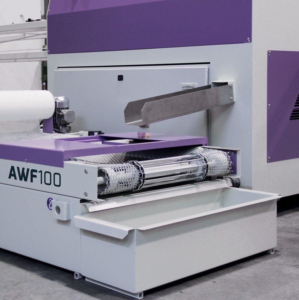 Rohrschleifmaschine - MLW100 - Automatisches filtrieren und pumpen System