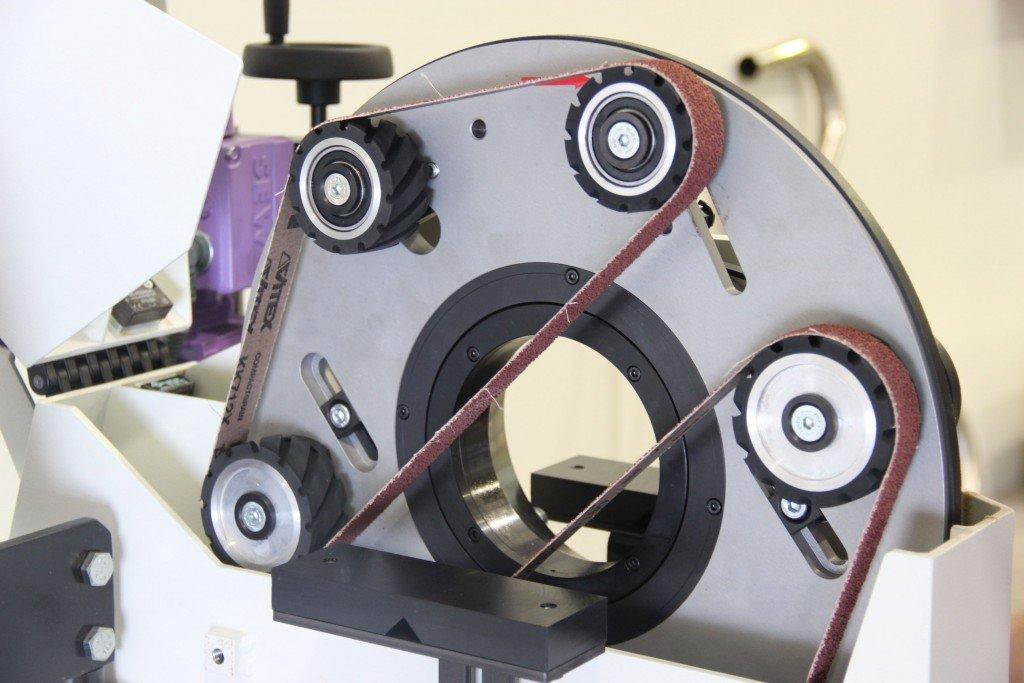 Round Tube Finishing Machines - Rohrschleifmaschine - ML75 - img4