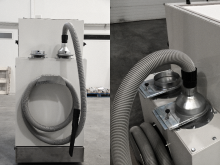 dust extractor cleaner workplace manual system
