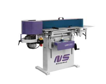 Multipurpose Finishing Machines - LVH200