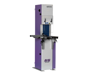 Multipurpose Finishing Machines - LV200