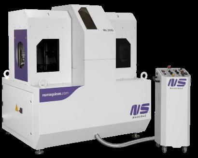 Round Tube Finishing Machines – ML300
