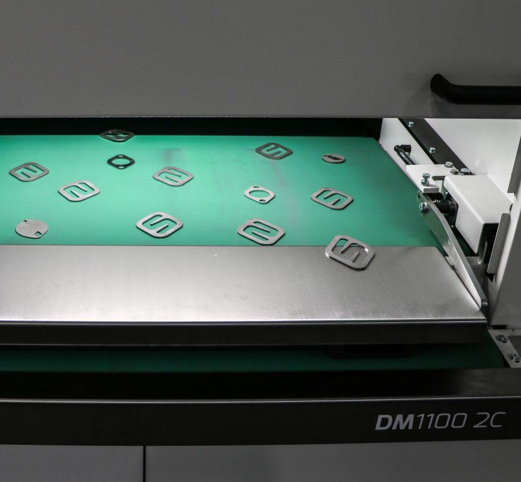 Metal Deburring Machine - DM1100 2C