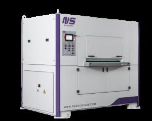 Metal Deburring Machine - Edge Rounding Machine - DM1100 2C