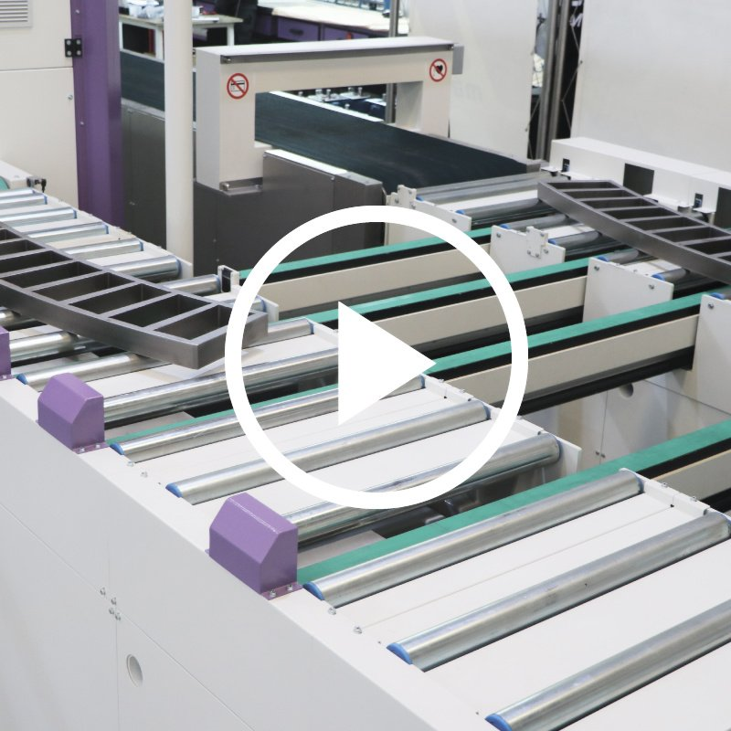 Deburring Video - Automatic Metal Parts Edge Rounding System